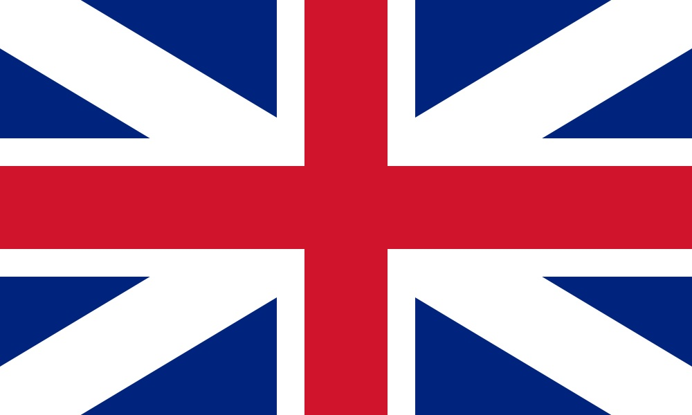 Флаги раскраски флага англии